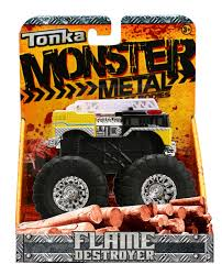 100 Destroyer Monster Truck Tonka DieCast Toy At Mighty Ape NZ