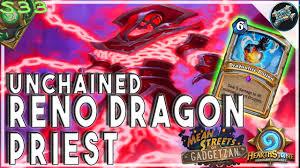 Dragon Priest Deck Hearthpwn by Hearthstone Hotform U0027s Unchained Reno Dragon Priest Deck