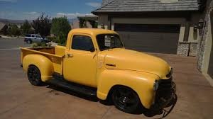 1951 Chevrolet Pickup Pickups Panels & Vans Original Ideas Of 1951 ...