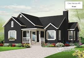 Country Homes Floor Plans Colors House Plan W3133 Detail From Drummondhouseplans Com