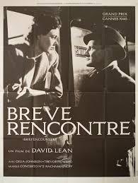 Brief Encounter R1980s French Grande Poster Posteritati Movie