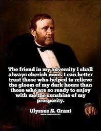 Ulysses S Grant Quote