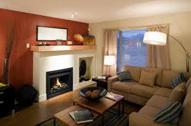 Accent Wall Ideas For Living Room Photo