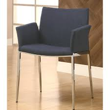 Mcguire Upholstered Dining Chairs With Chrome Legs (Set Of 2) (Navy ... Navy Ding Room Chairs Beautiful Blue Upholstered Popular Turquoise Pascal Chair Set Of 2 Gingko Home Abbyson Sierra Tufted Velvet Wingback Adriani Of Wooden Leather Fabric John Lewis Ivory Homepop Classic Parsons Geo Brights Homepop K6805f2088 The Sofia Traditional With Natural Finish Partners Audley Covers Ghost