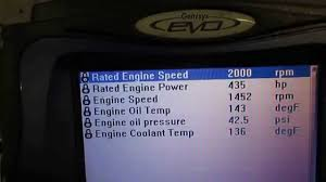 2007 Cummins ISX 435ST 435 Hp (MT4 123080) - YouTube