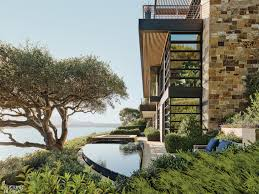104 Aidlin Darling Design Carves Out A Soaring Home On A Bay Area Precipice Interior