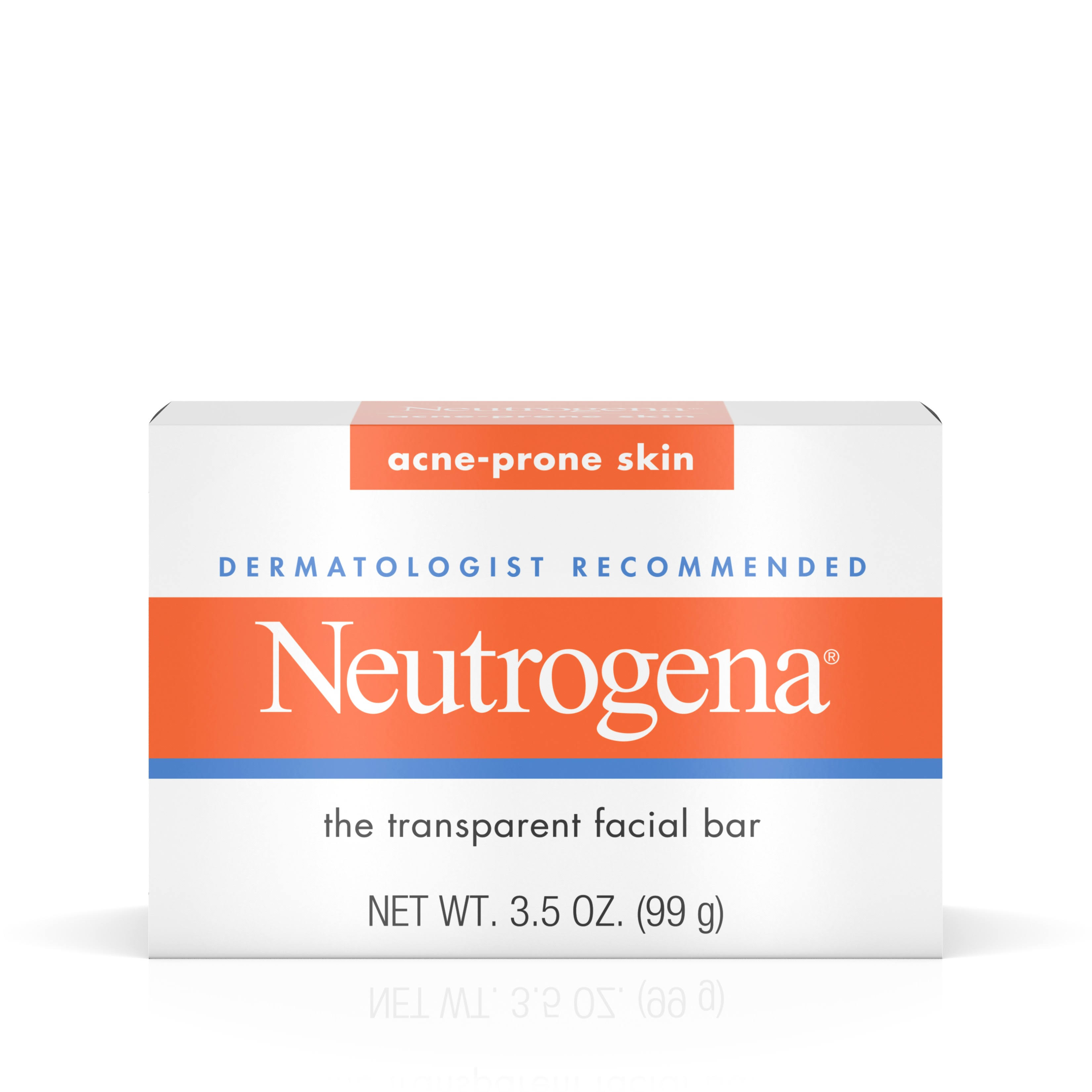 Neutrogena Acne-Prone Facial Bar - 100ml