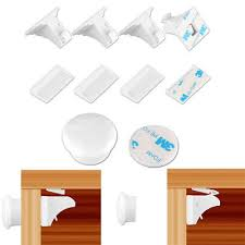 Magnetic Lock Kit For Cabinets by Baby Safety Magnetic Cabinet Locks Kamisco
