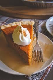 Storing Pumpkin Pie by Easy 5 Ingredient Pumpkin Pie Recipe Sweetphi