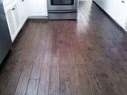 vinyl flooring that looks like wood for kitchen home intended