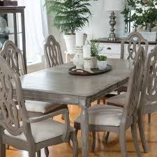 Dining Table Makeover With Paint And Moulding Orphans Painted Room Furniture Makeup Repainting Chairs