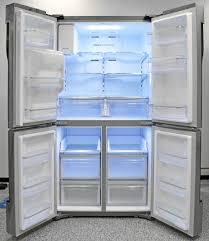 Counter Depth Refrigerator Width 30 by Samsung Rf23j9011sr Rf23j9011sg Rf22k9381sr Rf22k9381sg