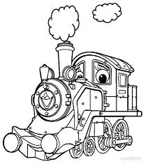 Coloriage Train Wagon A Imprimer Gratuit O T Pinterest Train