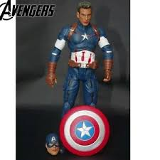 Image Is Loading Super Hero Avengers Captain America Age Of Ultron