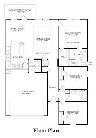 old centex home floor plans