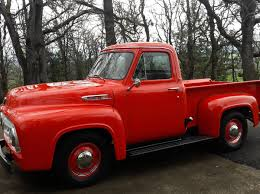 1953 Ford F100 For Sale #2097955 - Hemmings Motor News Before Restoration Of 1953 Ford Truck Velocitycom Wheels That Truck Stock Photos Images Alamy F100 For Sale 75045 Mcg Ford Mustang 351 Hot Rod Ford Pickup F 100 Rear Left View Trucks Classic Photo 883331 Amazing Pickup Classics For Sale Round2 Daily Turismo Flathead Power F250 500 Dave Gentry Lmc Life Car Pick Up