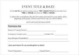 Free Child Travel Consent Form Template Canada