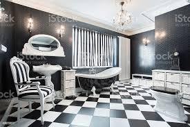 weiß und schwarz moderne badezimmer stockfoto und mehr bilder 2015