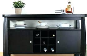 Dining Buffet Table Room Hutches Narrow Hutch Sideboard Kitchen For Sideboards And