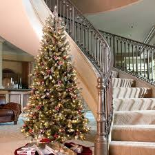 National Tree Company Dunhill Fir 9 Ft With 900 Clear