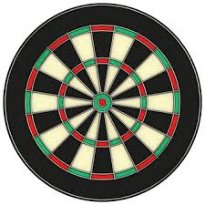 Sport Games Equipment Target Dartboard Aim