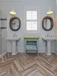 bathroom floor pattern houzz