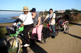 Santa Cruz Mountains Christmas Tree Farms by Cargo Bikes And Bicycle Cargo Carriers U2013for Children Too