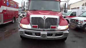 100 Navistar Truck 2009 International Medtec Rescue Ambulance YouTube