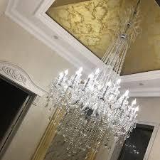 viktorianischen kronleuchter foyer böhmischen kristall kronleuchter led kronleuchter hohe beleuchtung große kronleuchter wohnzimmer le