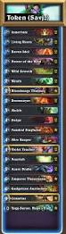Amaz Deck List by The Many Faces Of Druid Standard U2013 Kraken Blizzpro U0027s Hearthstone