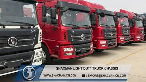 Chinese Light Duty Trucks,chinese Light Duty Trucks From SHACMAN ...