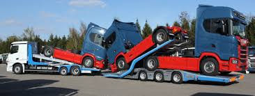 100 Car Carrier Trucks For Sale Automotive LOHR