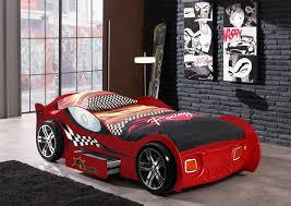 chambre voiture garcon lit voiture enfant avec tiroir coloris turbo lit voiture
