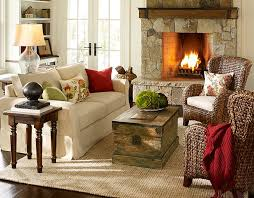 Pottery Barn Style Living Room Ideas by 28 Elegant And Cozy Interior Designs By Pottery Barn Pottery