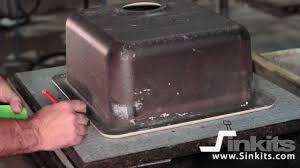 Install Overmount Bathroom Sink by Kitchen How To Install Sink Clips How To Install Undermount