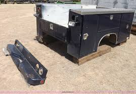 Harbor Utility Truck Bed | Item F8746 | SOLD! May 1 Midwest ...