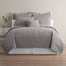 Gray forters & Bedding Sets for Bed & Bath JCPenney