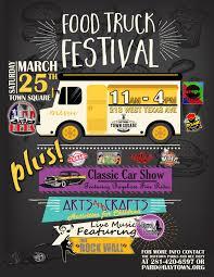100 Food Truck Festival Baytown TX