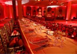 Red And Gold Party Decoration Ideas Wedding