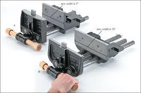 jorgensen quick release steel bench vises lee valley tools