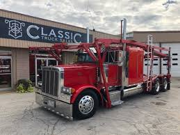 2001 PETERBILT 379 FOR SALE #1145 2015 Freightliner Coronado For Sale 1437 Forsale Rays Truck Sales Inc 2003 Sterling Lt9500 Tandem Axle Cab And Chassis For Sale By Arthur Trucks Miller Used Trucks Sleeper Sale Used 2014 Peterbilt 579 Tandem Axle Daycab In 2000 Sterling Lt7500 Cargo Truck Less