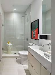 100 Decorated Wall Small Bathroom With Framed Decor In The White S