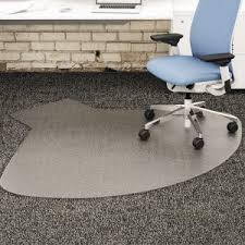 Sams Club Black Floor Mats by Office Protects Low Pile Carpets And Any Floor With Office Chair