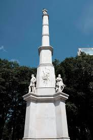 Halloween City Augusta Georgia by Augusta Leaders Saying Little About Monument The Augusta Chronicle