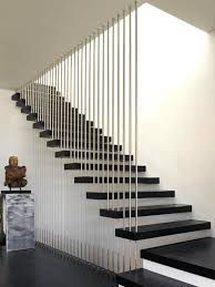 Contemporary Railings For Interior Stairs — Contemporary ... Best 25 Modern Stair Railing Ideas On Pinterest Stair Contemporary Stairs Tigerwood Treads Plain Wrought Iron Work Shop Denver Stairs Railing Railings Interior Banister 18 Best Jurnyi Lpcs Images Banisters Decorations Indoor Kits Systems For Your Marvellous Staircase Wall Design Decor Tips Rails On 22 Innovative Ideas Home And Gardening