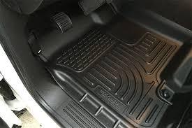 Honda Accord Floor Mats 2007 by Husky Liners 98481 Husky Liners Weatherbeater Floor Liners
