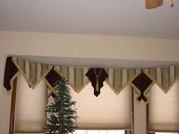 Country Swag Curtains For Living Room by Decoration Window Treatment Swags Jabot Curtains Swag