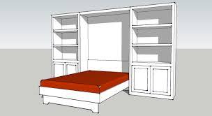 Diy Murphy Bunk Bed by Murphy Bed Plans Ikea Murphy Bed