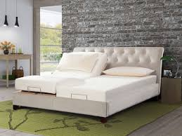 picturesque table interesting king size tempurpedic adjustable bed