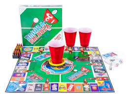 The Best Drinking Board Games